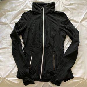 Lululemon Yogi Dance Jacket Size 4 Black NWOT